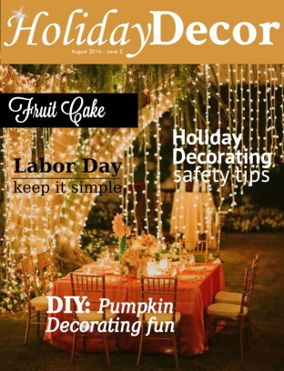 christmas home decor magazines decor magazine august 2016 issue get your 10578