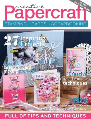 Creative Papercraft Magazine Issue 1 Issue Get Your Digital Copy