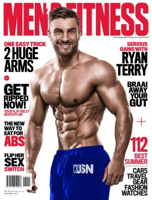 Men's Fitness SA, Maxim Nigeria and Maxim Middle East added to Magzter Image