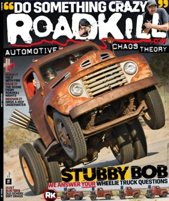 roadkill magazine fall 2016 issue get your digital copy. Black Bedroom Furniture Sets. Home Design Ideas
