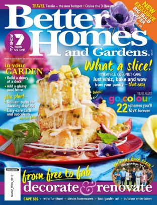 better homes gardens australia magazine march 2017 issue get your digital copy. beautiful ideas. Home Design Ideas