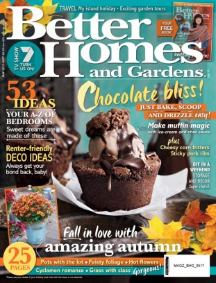 Better Homes And Gardens Magazine. Better Homes \u0026amp; Gardens  Australia Magazine May 2017