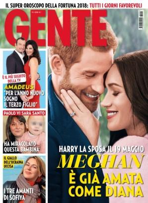 Gente italia magazine gente 01 2018 issue get your for Hearst magazines italia stage