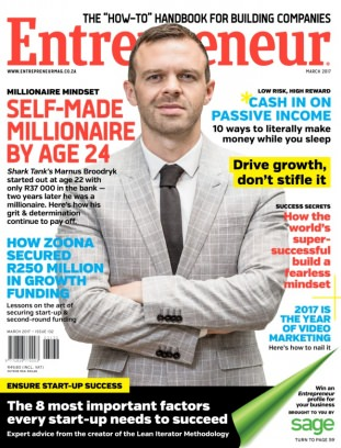 Entrepreneur Magazine South Africa is now available on Magzter Image
