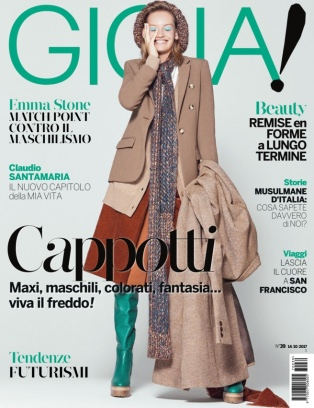 Gioia magazine gioia 39 2017 issue get your digital copy for Hearst magazines italia stage