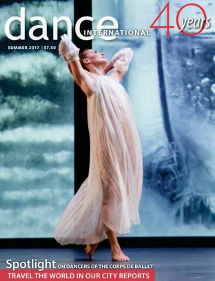 Enjoy reading Canada's Dance International magazine on Magzter Image