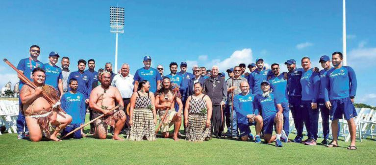 India Eyes Dominance; New Zealand Aims To Stay Afloat