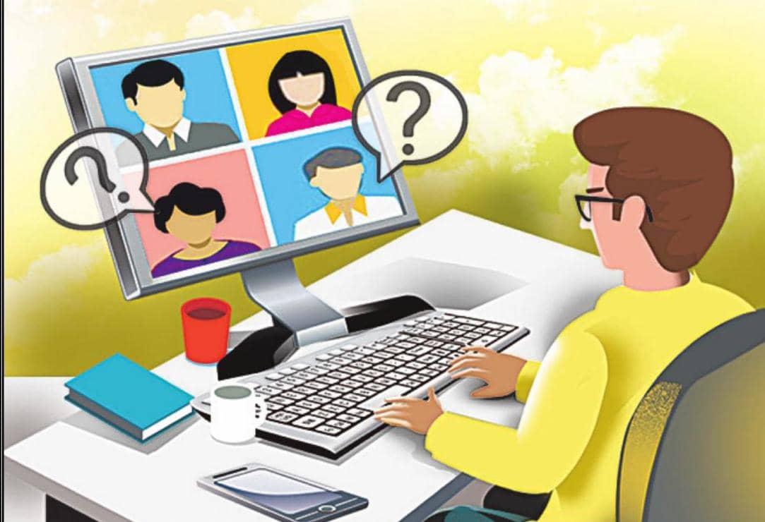 स्कूलों की ऑनलाइन कक्षाओं का समय तय