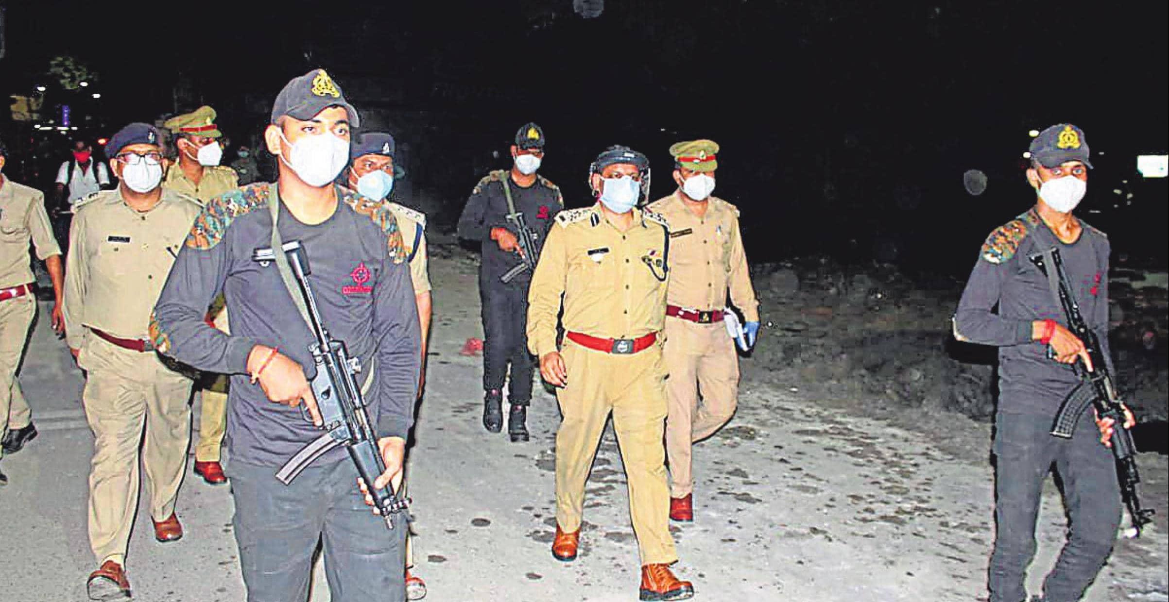 सुरक्षा: एसपीजी ने अयोध्या की कमान संभाली