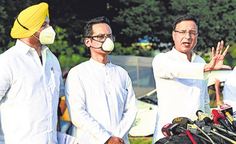 कृषि विधेयकों पर संसद में सरकार की घेराबंदी