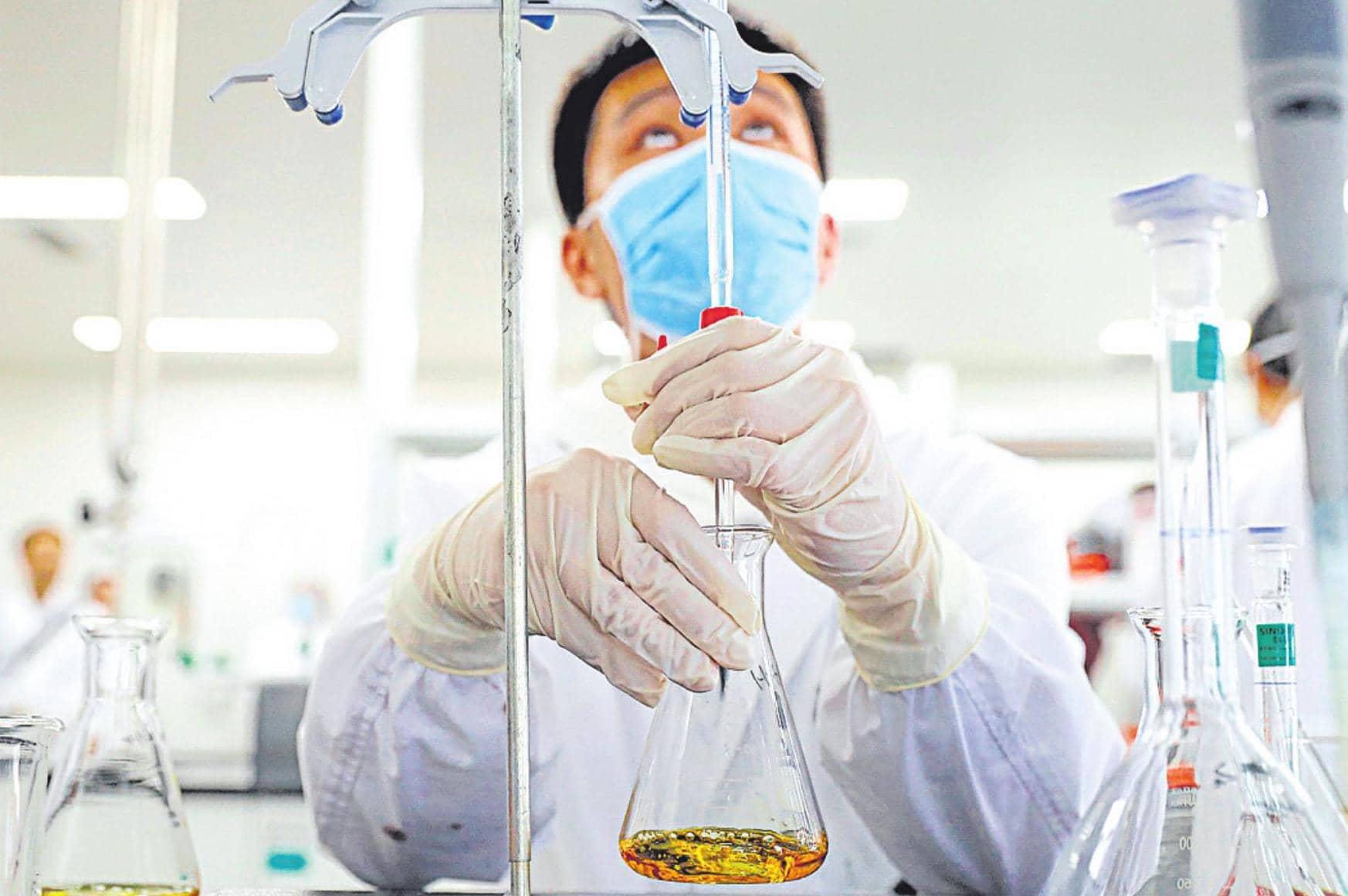 बच्चों पर टीके के परीक्षण की तैयारी