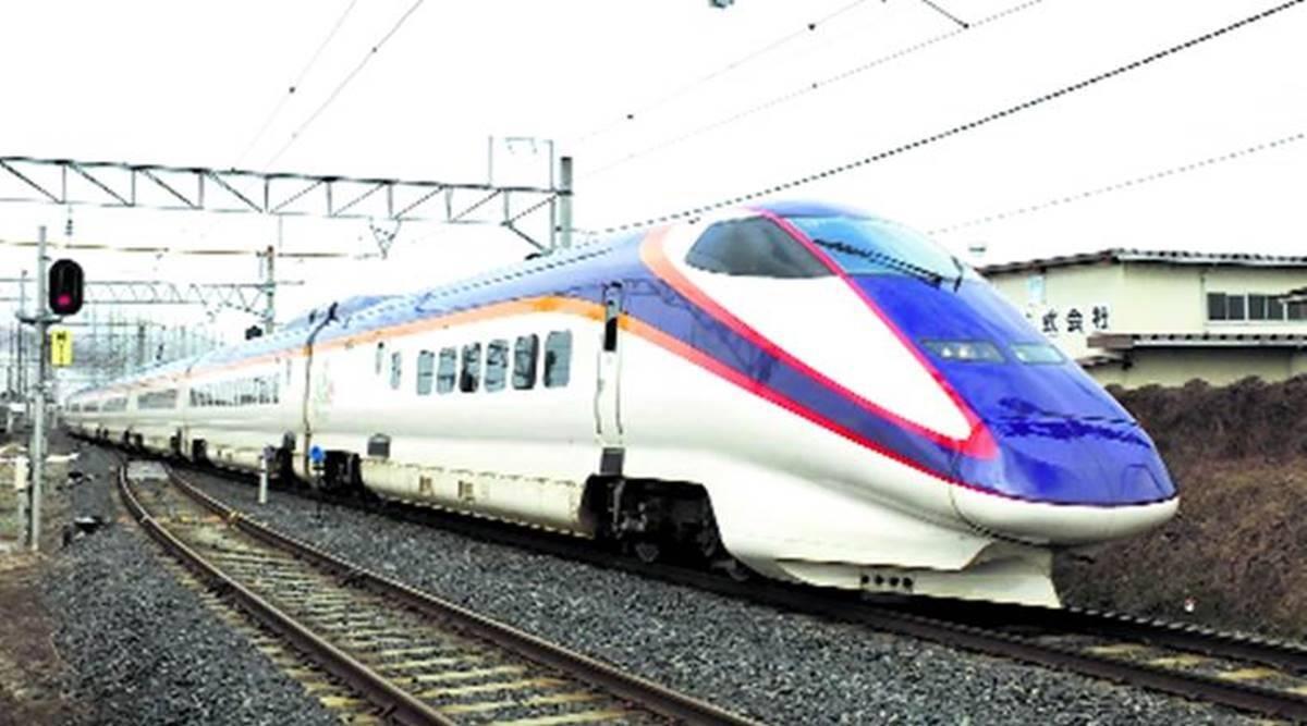 बुलेट ट्रेन से 21मिनट में दिल्ली से जेवर पहुंचेंगे