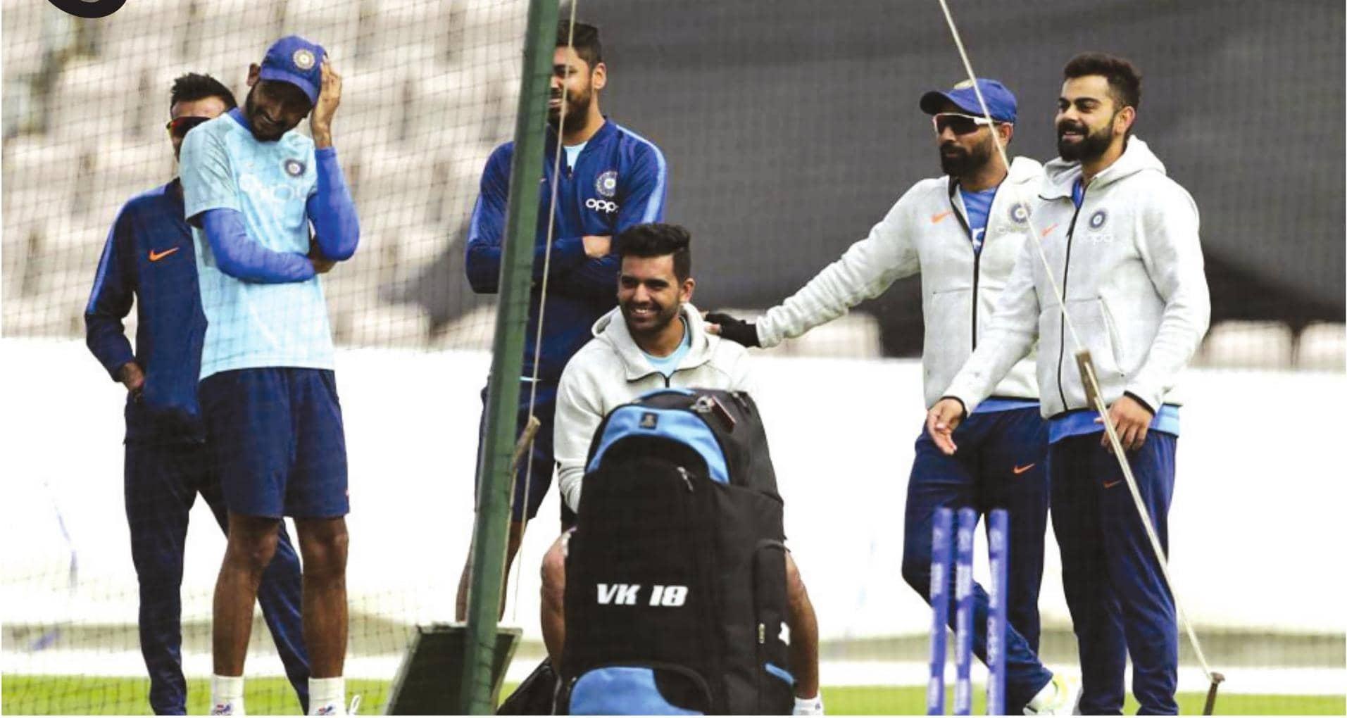 પ્રેક્ટિસઃ ટીમ ઇન્ડિયાના ખેલાડી માટે સુરક્ષિત સ્થળ શોધી રહી છે BCCI