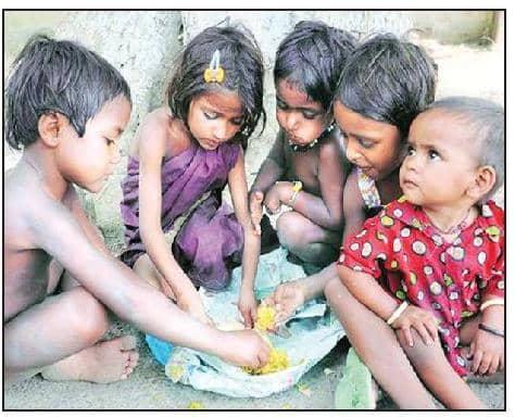 વિશ્વ નહીં ચેતે તો ભયાનક ભૂખમરો સૌને ભરખી જશે
