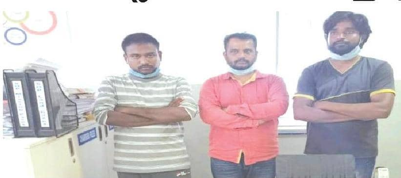ఘట్కేసర్లో నకిలీ కరెన్సీ చెలామణి చేస్తున్న ముఠా అరెస్టు