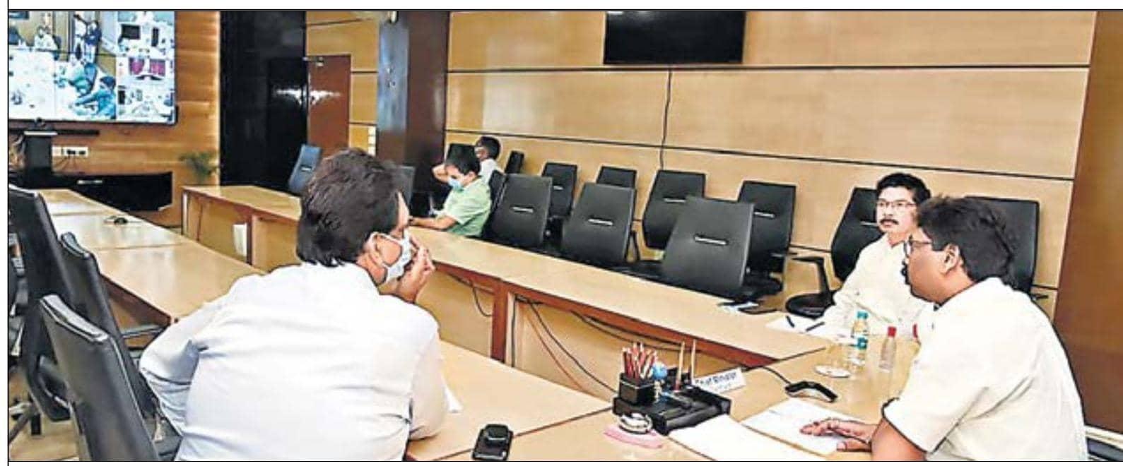 मजदूरों को आर्थिक सहायता देने के लिए राज्य सरकार निरंतर प्रयासरत:सीएम