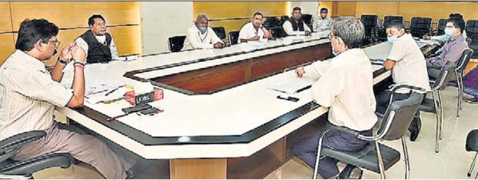 राज्य सरकार सदेव मजदूरों के साथ खडी है:हेमंत सोरेन