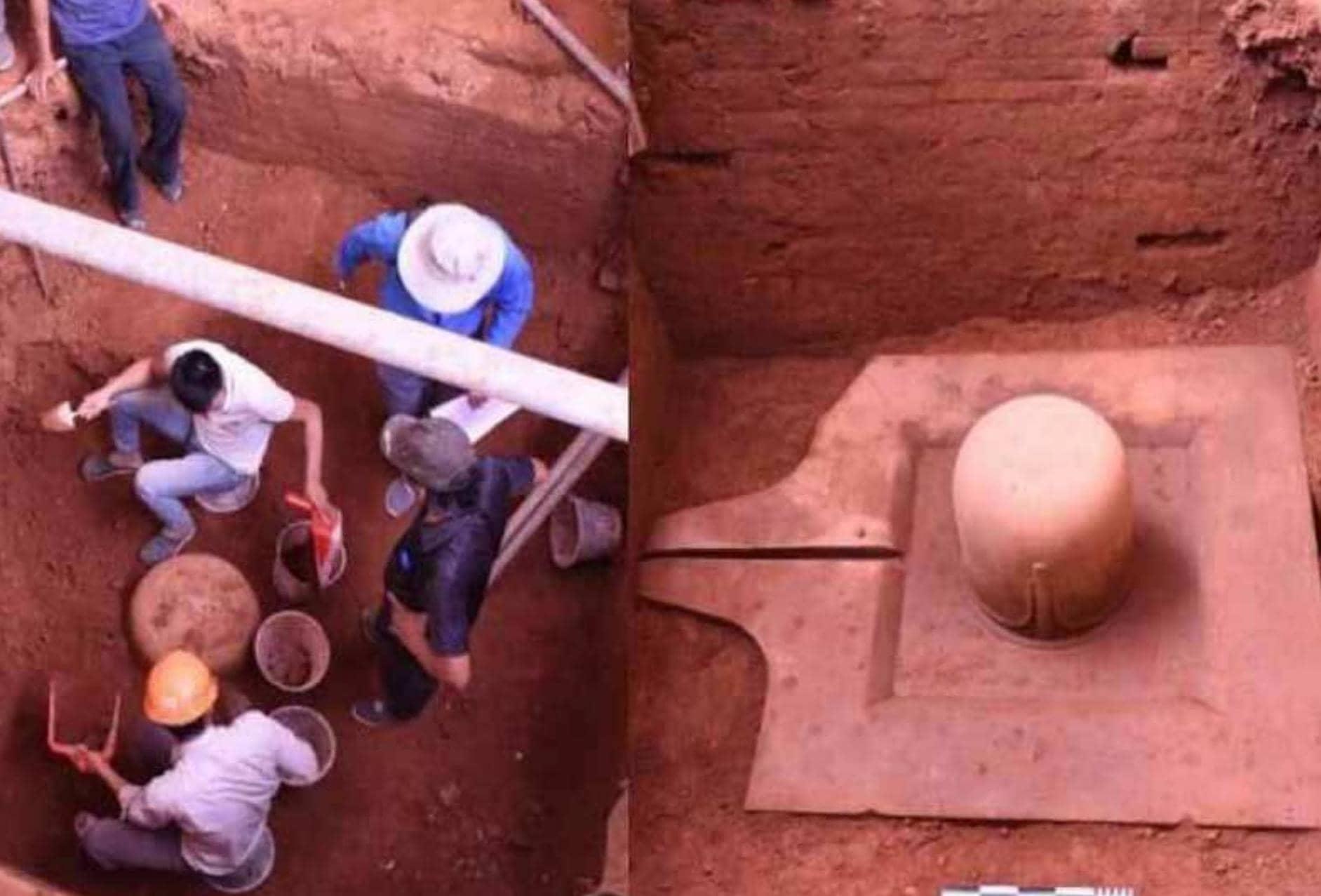 வியட்நாமில் 1100 ஆண்டுகள் பழமையான சிவலிங்கம் கண்டுபிடிப்பு