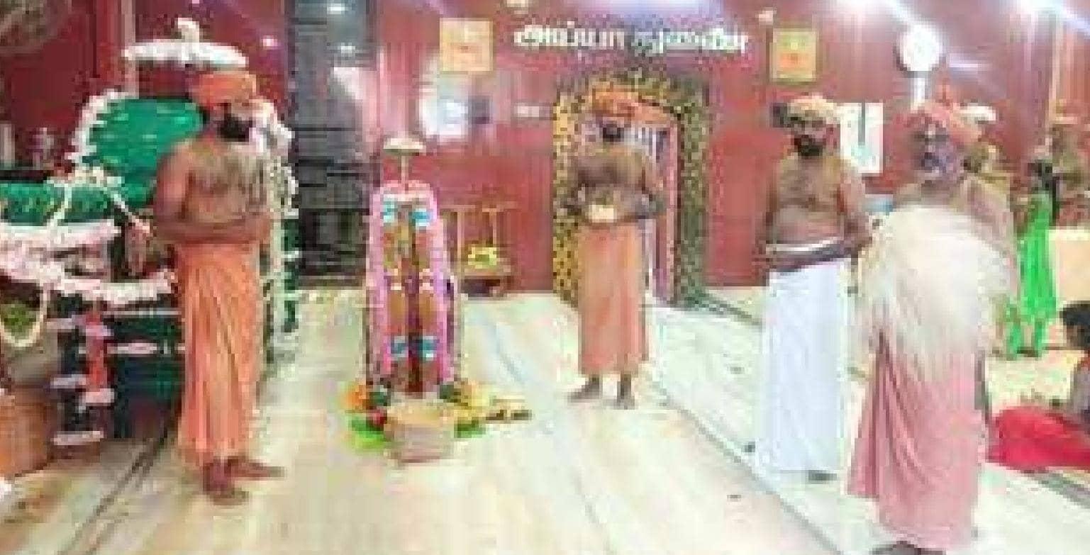 சாமிதோப்பு அய்யா வைகுண்டசுவாமி தலைமைபதியில் வைகாசி திருவிழா