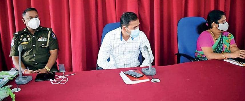கொரோனா வைரஸ் தொற்றாளர்கள் அதிகரிப்பு; வாழைச்சேனையில் கடும் கட்டுப்பாடுகள்