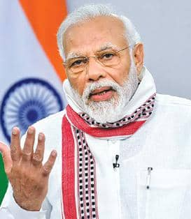 उद्योग जगत के साथ मंगलवार को वृद्धि की राह पर लौटने का मंत्र साझा करेंगे प्रधानमंत्री