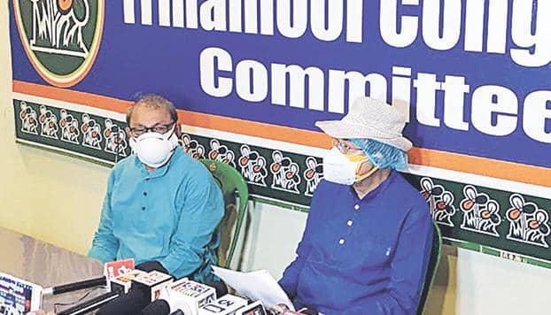 पार्टी अम्फान पीड़ितों की सूची में भ्रष्टाचार के आरोपों पर कर रही सख्त कार्रवाई:अरुप रॉय