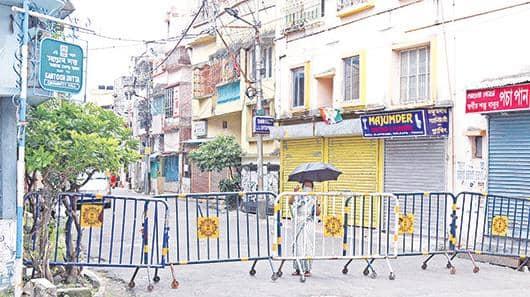 कोलकाता में कोरोना के 651 नए मामले, संक्रमितों का आंकडा 15 हजार के करीब