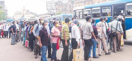 कोरोना अपडेट : कोलकाता से 692 के साथ संक्रमितों का आंकड़ा 16 हजार के करीब