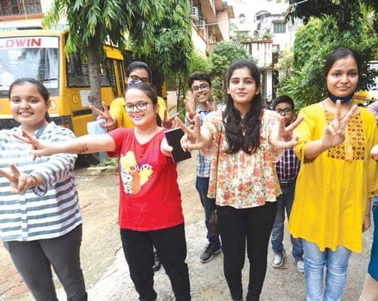 सीबीएसई 12वीं कक्षा के परिणाम घोषित, लड़कियों ने बाजी मारी