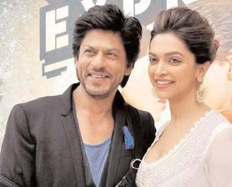 शाहरुख के साथ फिर जोड़ी जमायेगी दीपिका!