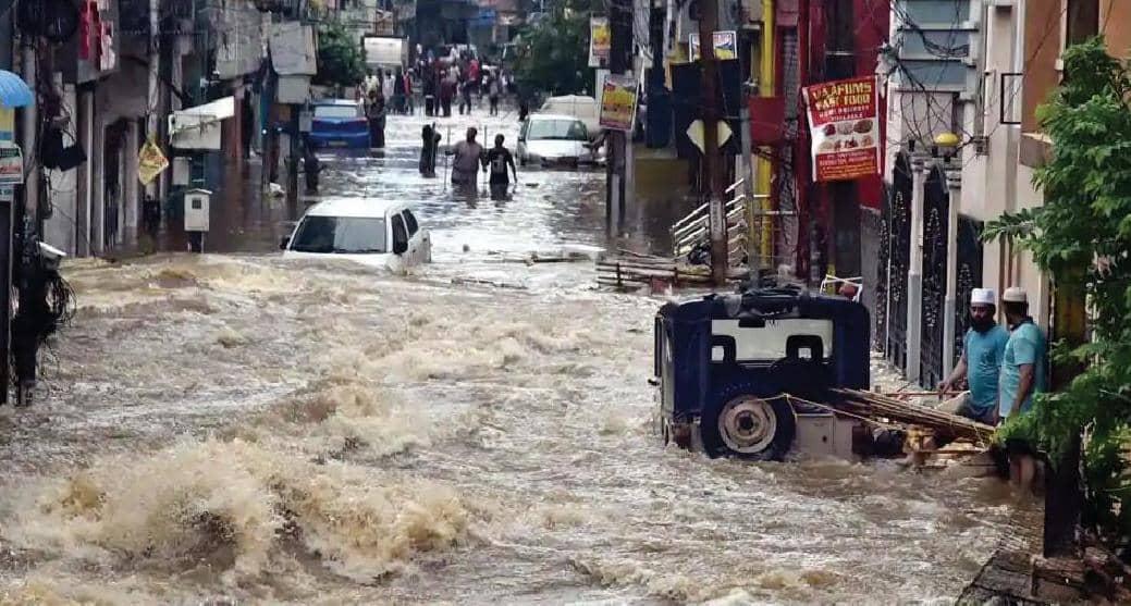 तेलंगाना, आंध्र प्रदेश, महाराष्ट्र में बारिश से जुड़े हादसों में 31 की मौत
