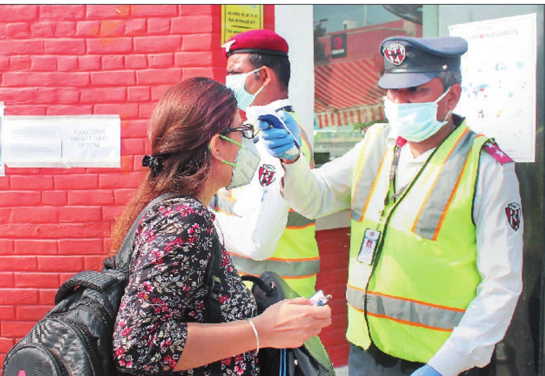 कोविड-19 वायरस को लेकर अफवाह फैली