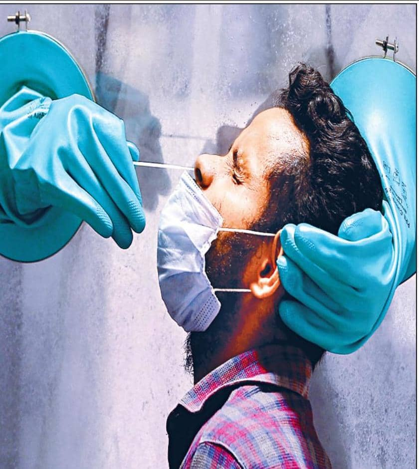 दिल्ली में कोरोना रिकवरी रेट 79.97 फीसदी हुआ, डेथ रेट में दर्ज की गई 3 फीसदी गिरावट