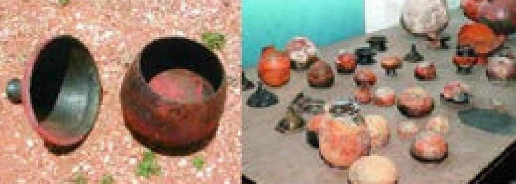 ஆதிச்சநல்லூரில் தொல்லியல்துறை அகழாய்வு 3000 ஆண்டுகள் பழமையான பொருட்கள் கண்டெடுப்பு