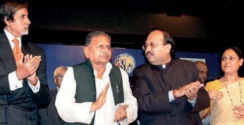 Amar Singh: Friend to netas in distress