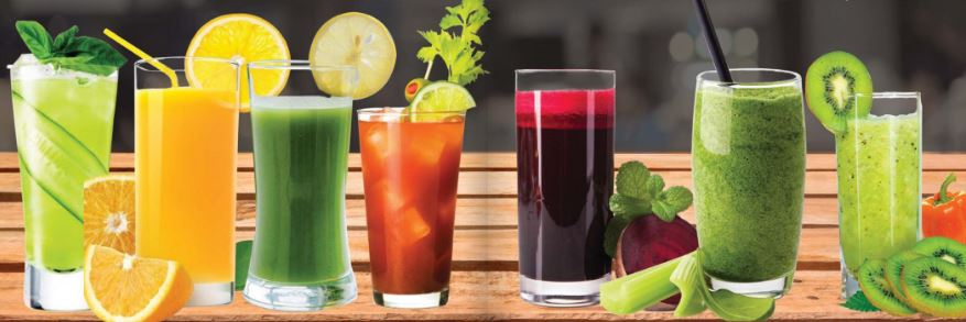 Juice Up Your Way To A Healthier Life