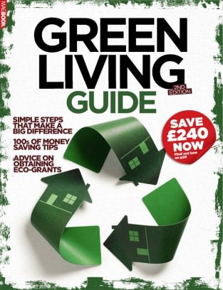 Green living guide magazine get your digital subscription for Green home guide