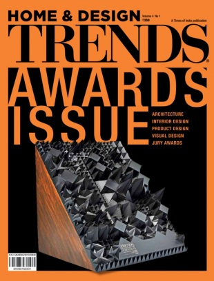 Home TRENDS March 2012 Cover