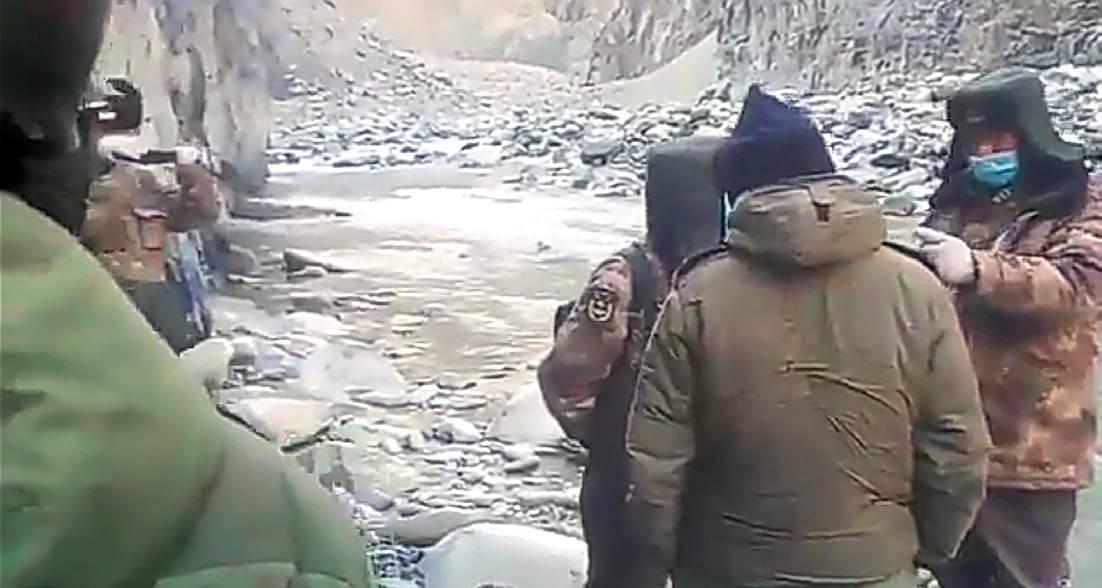हिमालय में अशांति