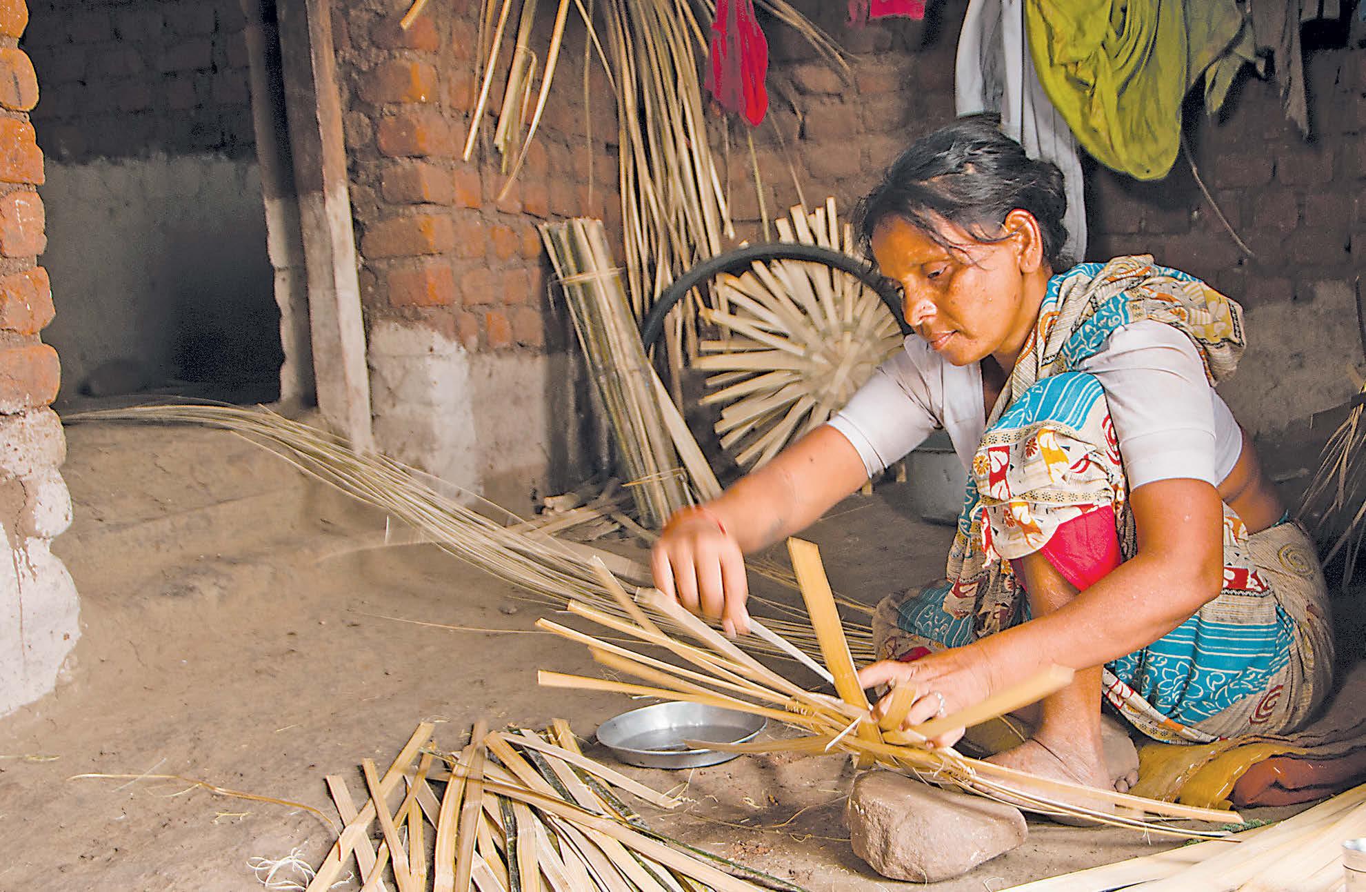 ग्रामीण भारत की महिलाओं के साहस को सलाम