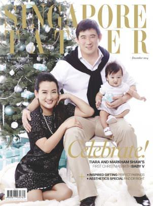 Singapore Tatler Magazine December 2014 issue – Get your ...