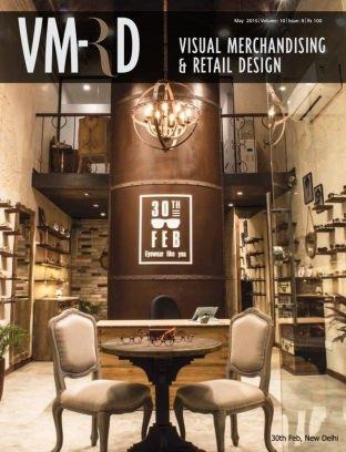 Visual Merchandising And Retail Design Magazine May 2015