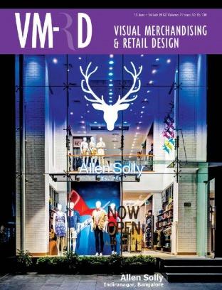 Visual Merchandising And Retail Design Magazine June 15