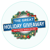 The holiday Giveaway